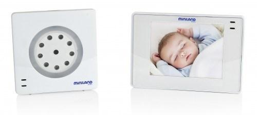Interfon Video Monitorizare Copii 3.5Plus Miniland imagine