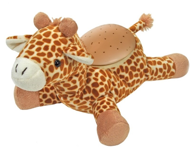 Lampa de veghe Amic pentru Imbratisari Girafa Pufoasa