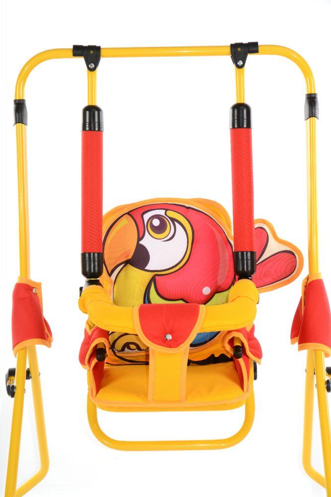 Leagan pentru copii Tako Pretty Birds Parrot