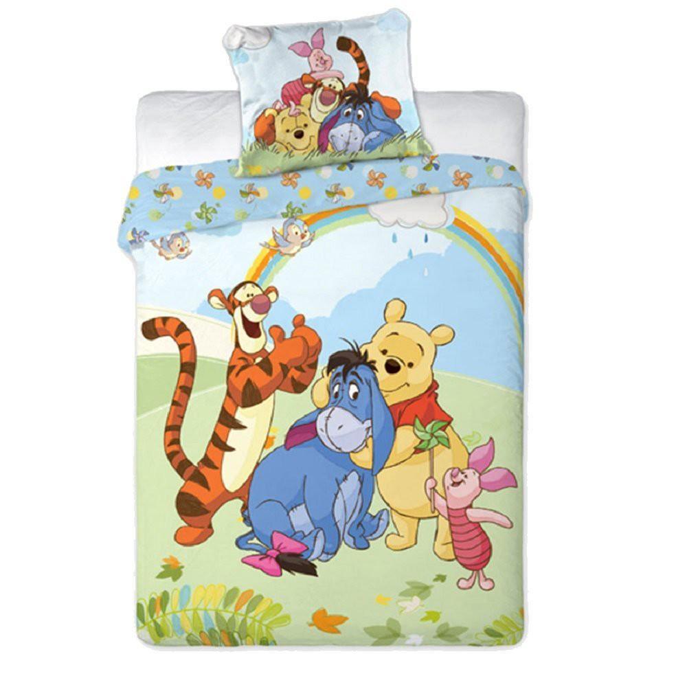 Lenjerie de pat Winnie The Pooh  160x200 cm WP3429