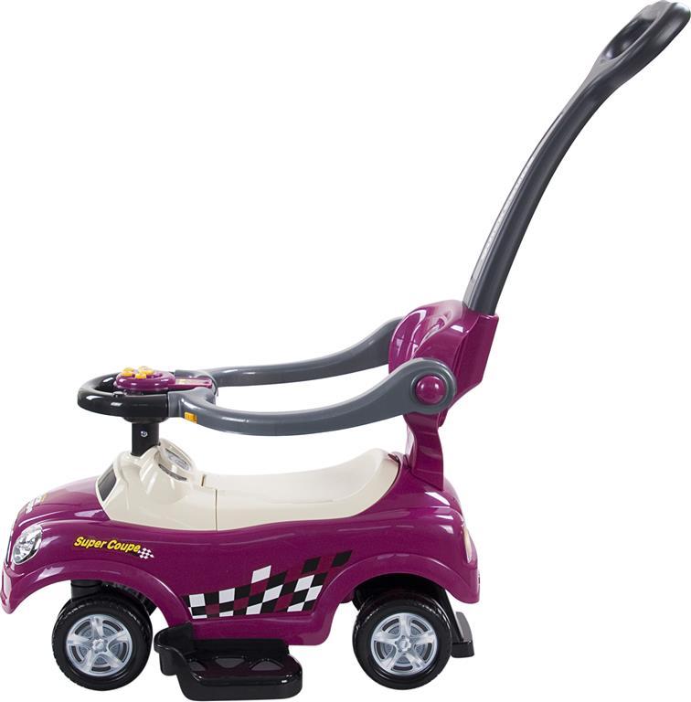 Masinuta 3 in 1 Quick Coupe Purple