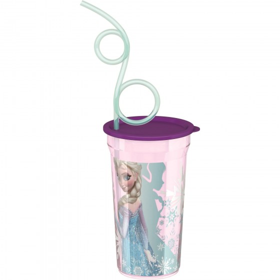 Pahar 240 ml pentru copii cu licenta Frozen