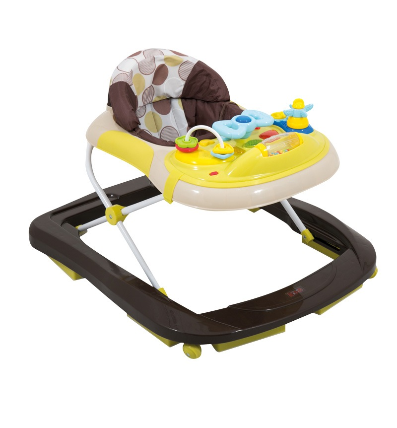 Premergator Walk N Play Kiddo Yellow