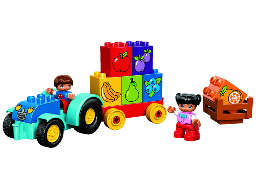Primul meu tractor LEGO DUPLO (10615)