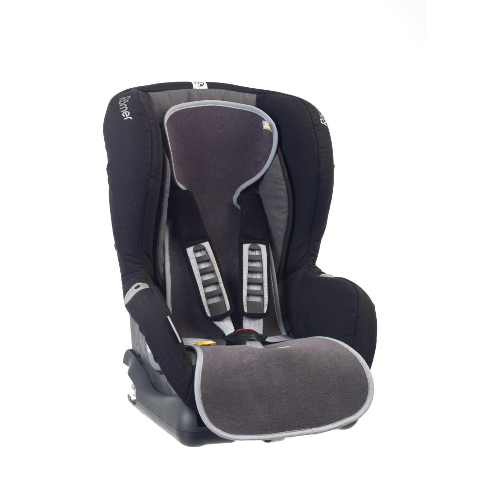 Protectie antitranspiratie scaun auto GR 1 BBC Organic Anthracite