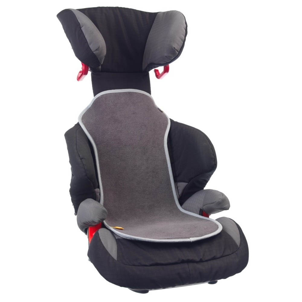 AeroSleep Protectie antitranspiratie scaun auto GR 2-3 BBC Organic Anthracite