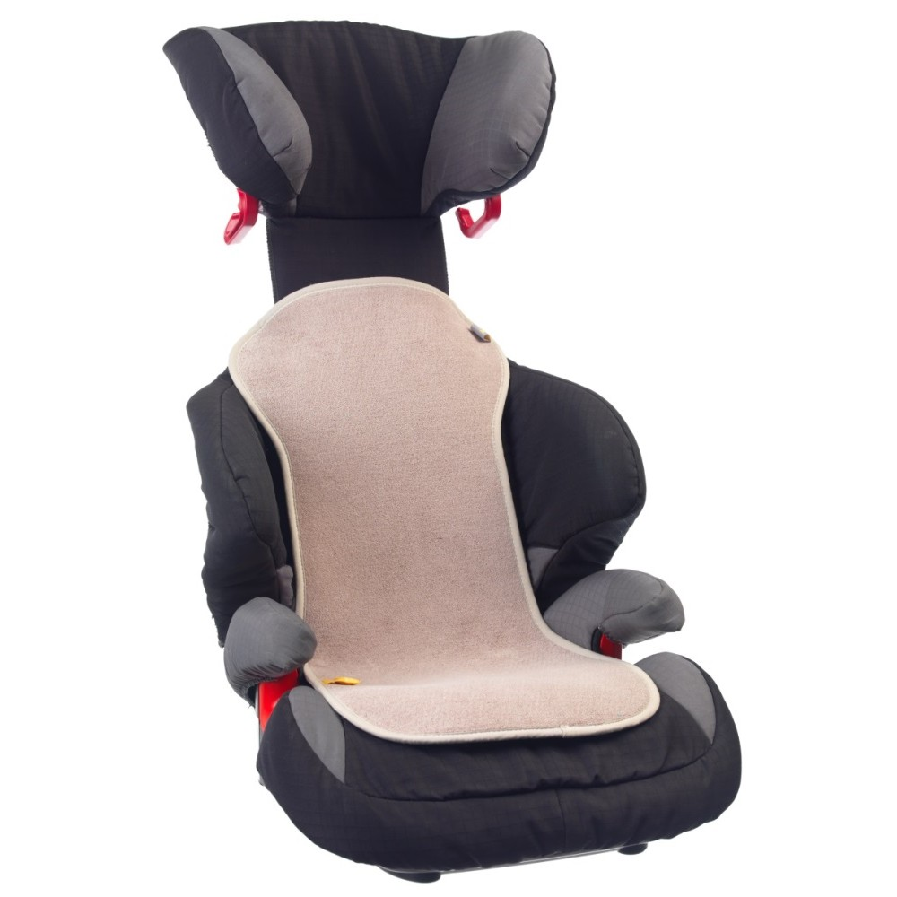 AeroSleep Protectie antitranspiratie scaun auto GR 2-3 BBC Organic Sand