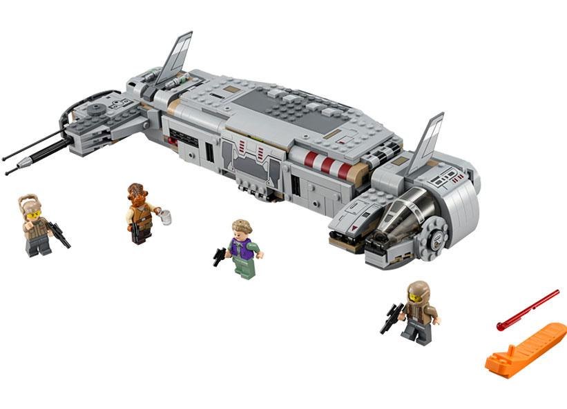 Resistance Troop Transporter (75140)