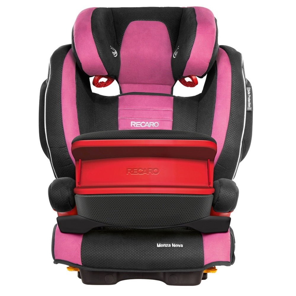 Scaun Auto Copii cu Isofix Monza Nova IS Pink
