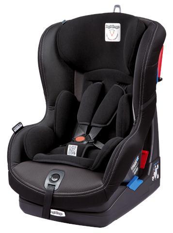 Scaun Auto Viaggio 0+1 Switchable Black