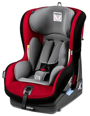 Scaun Auto Viaggio 0+1 Switchable Rosu