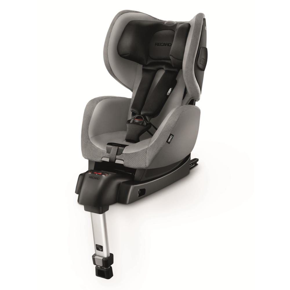 Scaun Auto pentru Copii cu Isofix OptiaFix Shadow