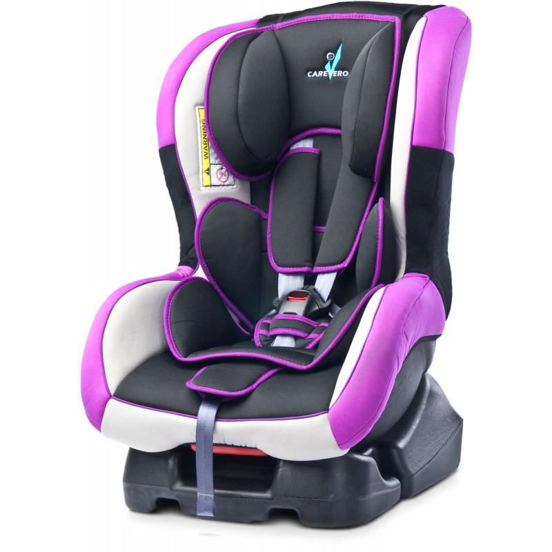 Scaun auto  Caretero Fenix 0 - 18 kg Purple