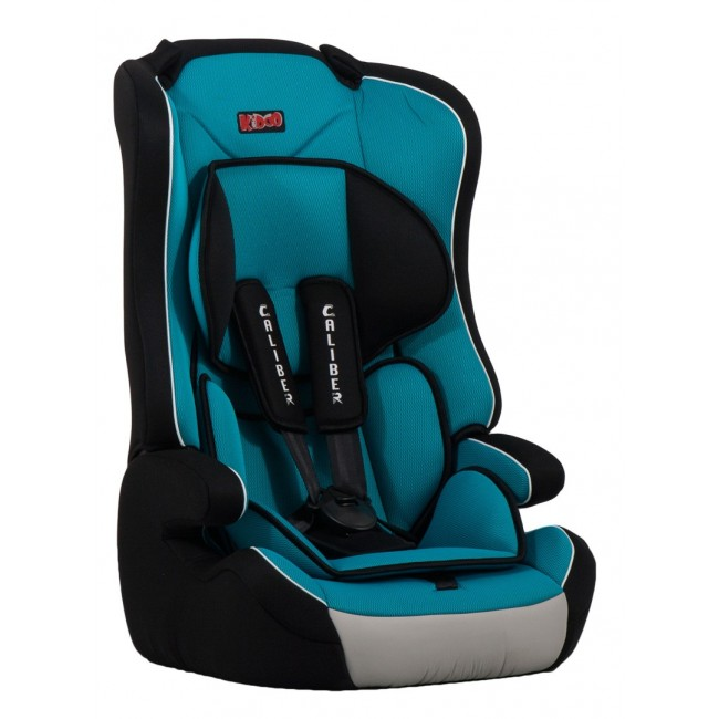 Scaun Auto Caliber 9-36 Kg Kiddo Aqua Blue