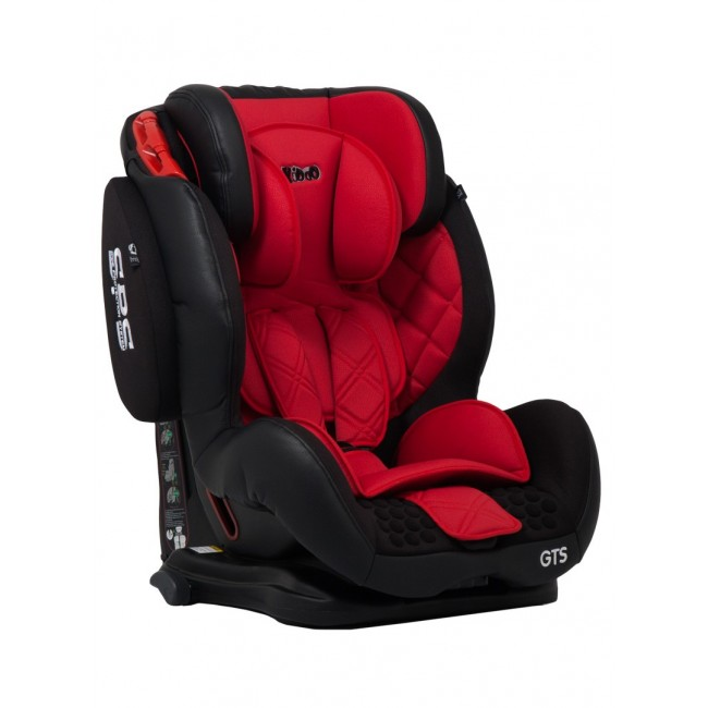 Scaun auto Cruizer GTS 09-36 kg Red Black