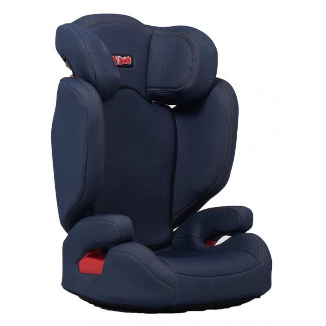 Scaun auto Premium 15-36 kg Jeans-blue