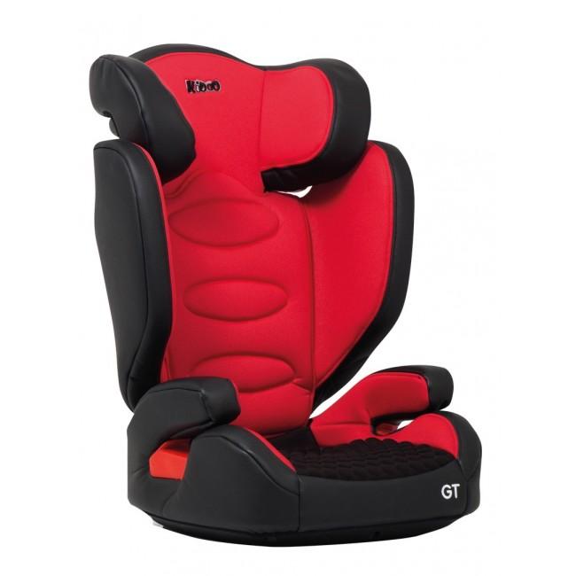 Scaun auto Premium 15-36 kg Red