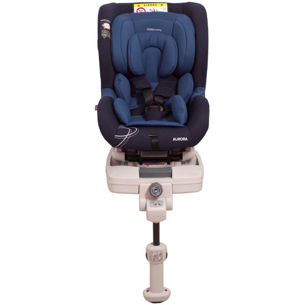 Scaun auto cu Isofix Aurora Coto Baby Albastru