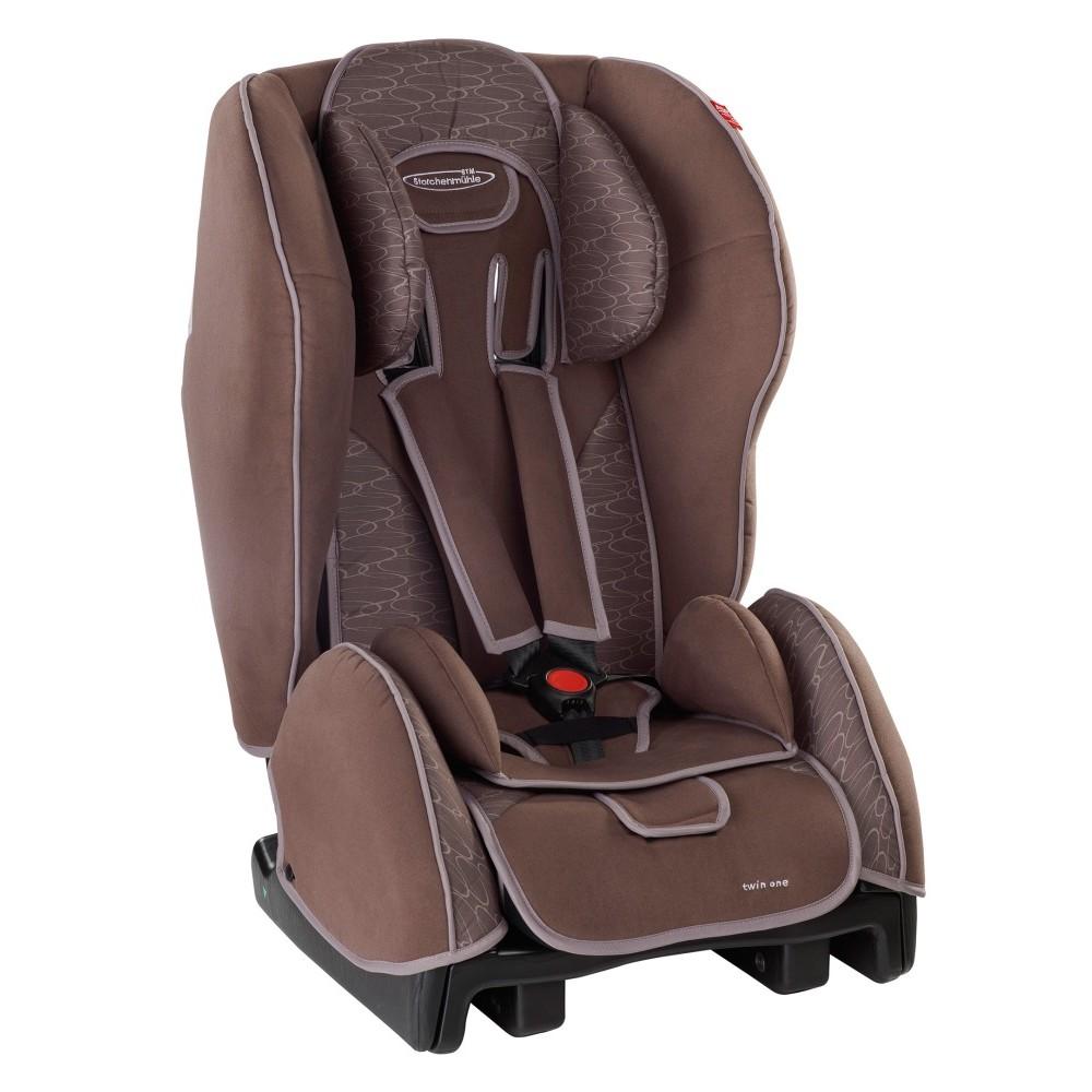 Scaun auto pentru copii Twin One Chocco