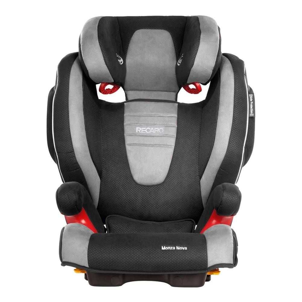 Scaun auto pentru copii fara isofix Monza Nova 2 Graphite