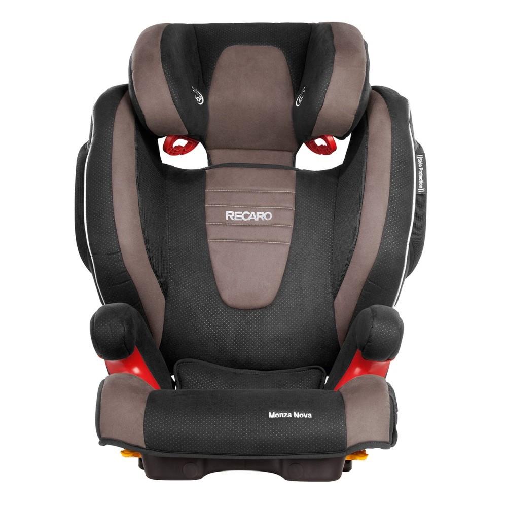 Scaun auto pentru copii fara isofix Monza Nova 2 Mocca