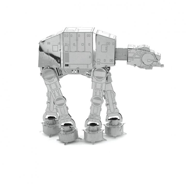 Set asamblare macheta metalica AT-AT Star Wars - Metal Earth