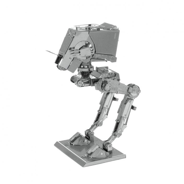 Set asamblare macheta metalica AT-ST Star Wars - Metal Earth