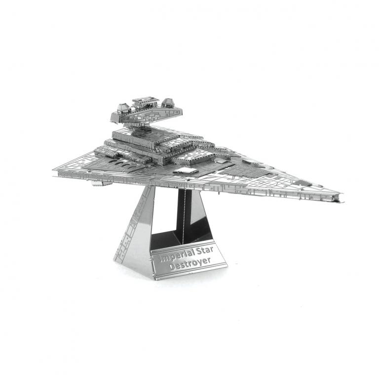 Set asamblare macheta metalica Imperial Star Destroyer Star Wars - Metal Earth