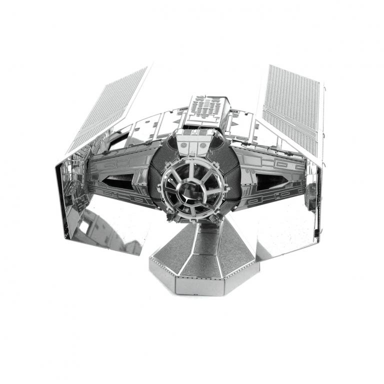 Set asamblare macheta metalica Nava lui Darth Vader Star Wars - Metal Earth