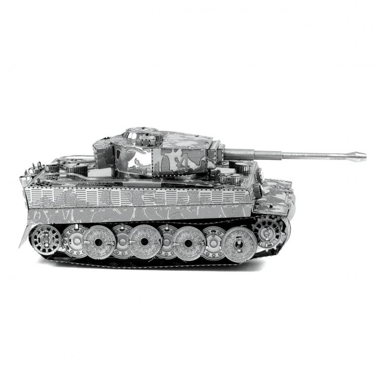 Set asamblare macheta metalica Tanc german Tiger 1 - Metal Earth