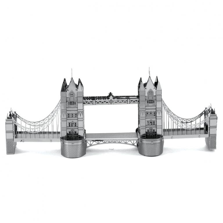 Set asamblare macheta metalica Tower Bridge - Metal Earth