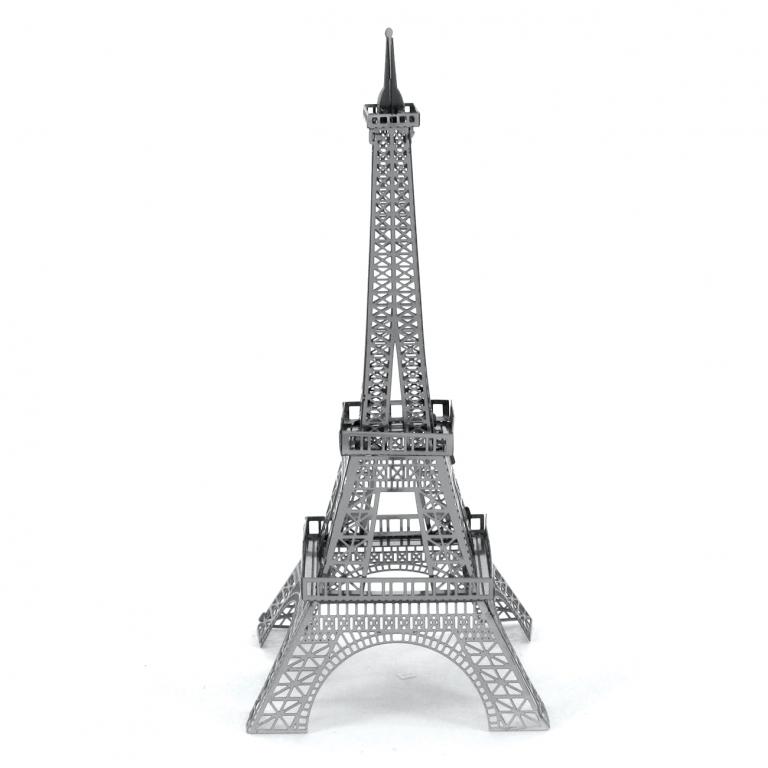 Set asamblare macheta metalica Turnul Eiffel - Metal Earth