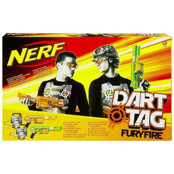Set pentru 2 jucatori - Fury Fire