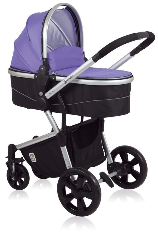 Sistem 2 in 1 4Season Purple