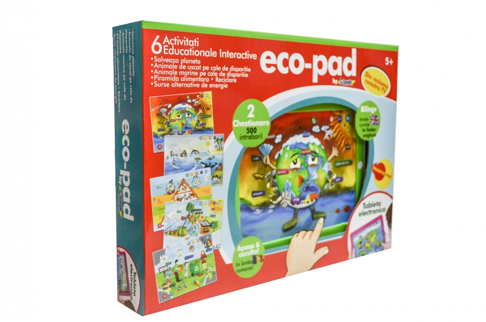 Touchpad electronic Eco-Pad