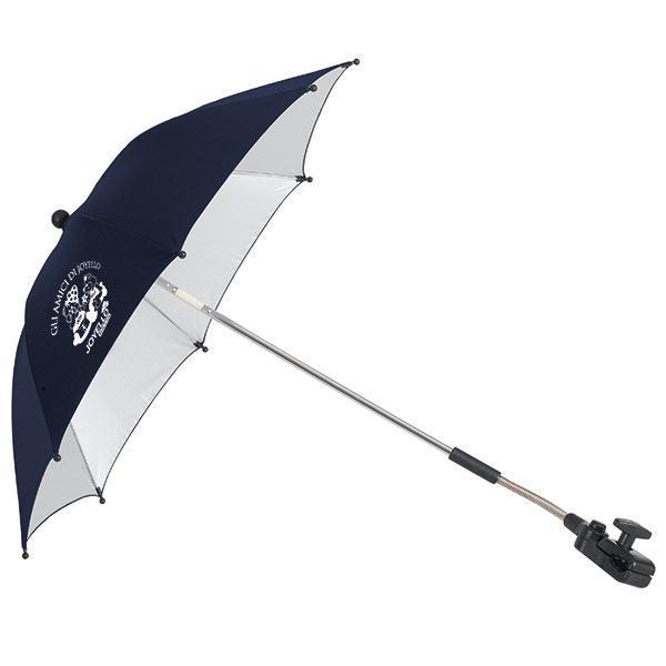 Umbrela universala pentru carucioare Albastra imagine