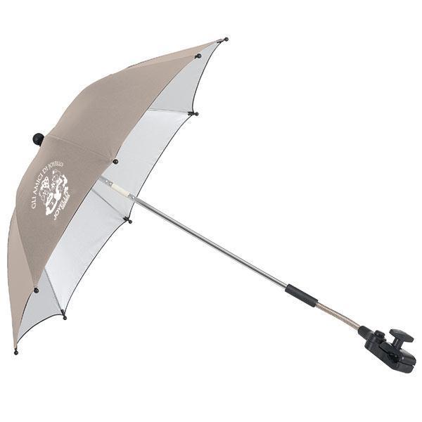 Umbrela universala pentru carucioare Bej
