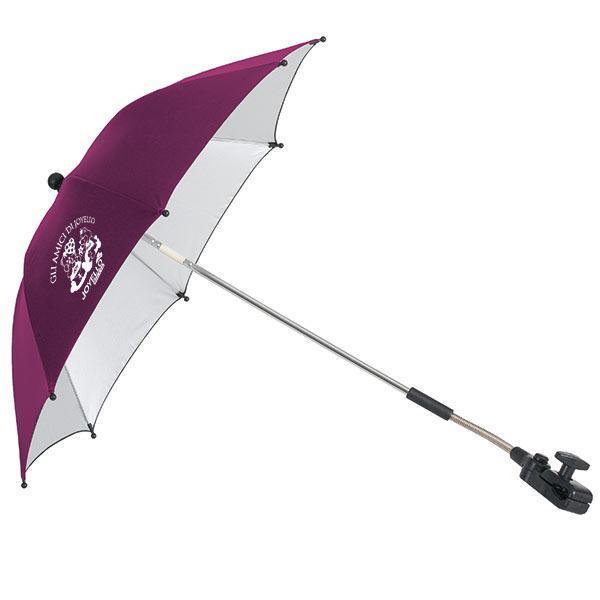 Umbrela universala pentru carucioare Magenta