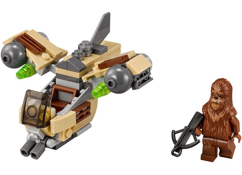 Wookiee Gunship (75129)