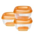 8 recipiente mici pentru congelat Press 'n' Pop 4 luni+