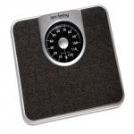 Cantar de baie mecanic Innofit INN-104, 130 kg, Negru
