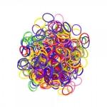 Elastice Rainbow Loom Jelly Mix-600 buc