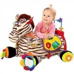 Jucarie cu 28 activitati zebra Ryan
