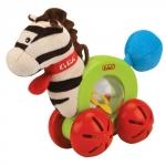 Jucarie cu roti zebra Ryan