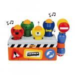 Jucarie cu sunete Drum in constructie