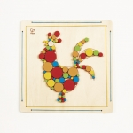 Kit Mozaic Cocos Hape