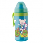 Pahar cu supapa Active sport CoolFrends Aqua 360ml.12L+ Rotho-babydesign