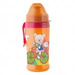 Pahar cu supapa Active sport CoolFrends Raspberry 360ml.12L+ Rotho-babydesign