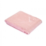 Paturica de plus 3D 100x80 cm Pink