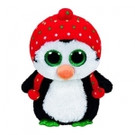 Plus pinguinul cu fes FREEZE (24 cm) - Ty